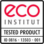 Label des ecoINSTITUTS