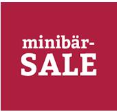 Minibär sale