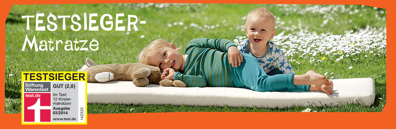 unser testsieger bei stiftung warentest minib r. Black Bedroom Furniture Sets. Home Design Ideas