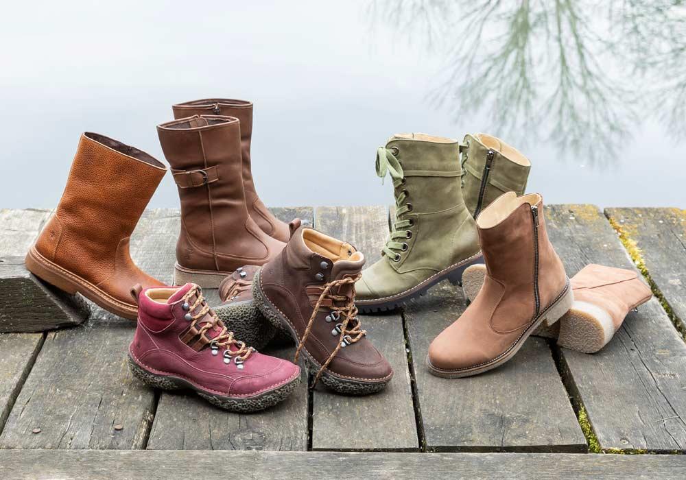 Naturschuhe | Öko Schuhe online kaufen bei Waschbär