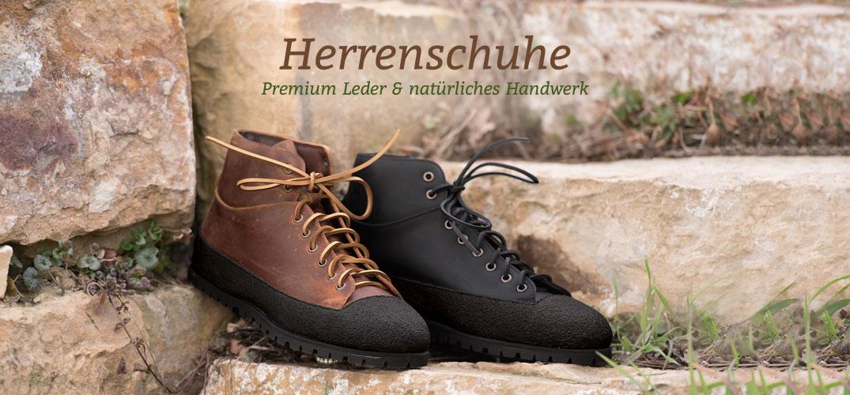 Herrenschuhe |Bequeme Bio-Schuhe für Herren bei Waschbär