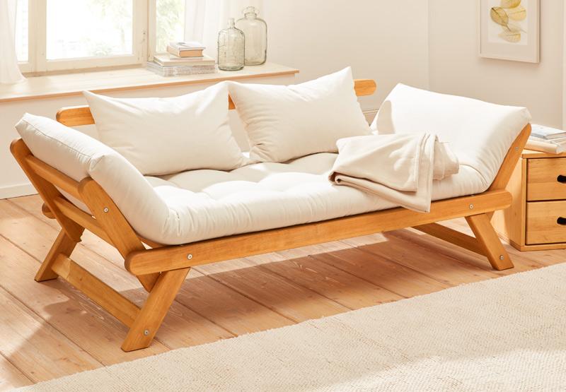 Massivholzmöbel | Wohnen mit Naturholzmöbeln von Waschbär