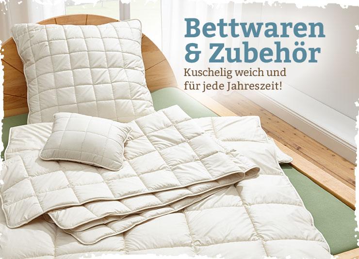 gesund nat rlich schlafen dank bettwaren von waschb r. Black Bedroom Furniture Sets. Home Design Ideas