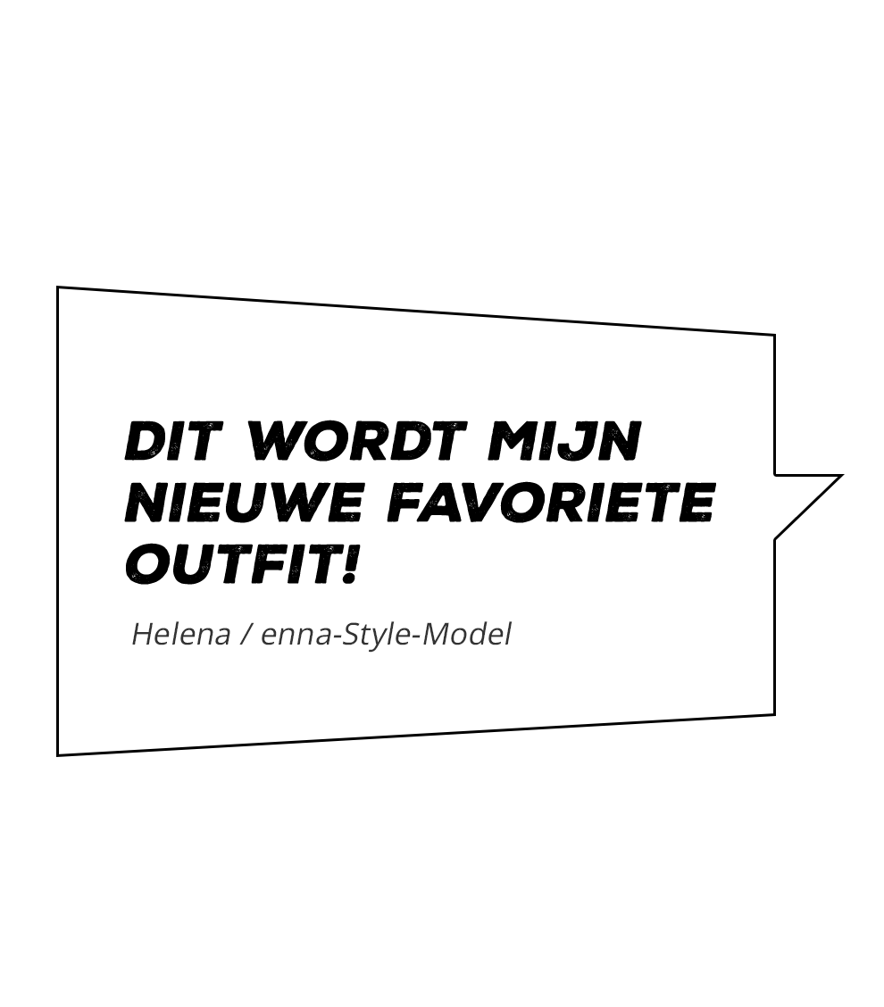 Dagelijkse outfit - Casual Cool