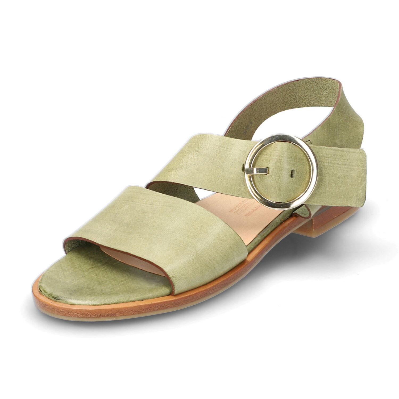 Sandale, lindgrün from Waschbär