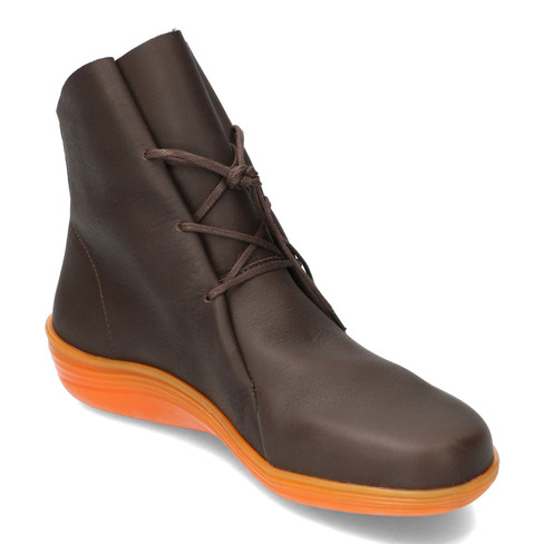 "Boot ""Circle"", braun/orange"
