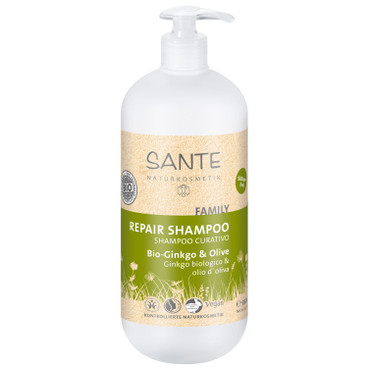Family Repair Shampoo Bio-Ginkgo & Olive, 950 ml