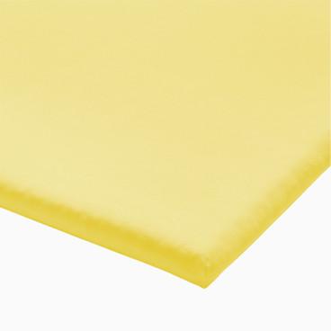 bio jersey elastik spannbetttuch f r topper gelb. Black Bedroom Furniture Sets. Home Design Ideas