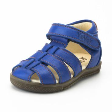 KAVAT, Baby Sandalen Rullsand für Jungen, blau   mirapodo