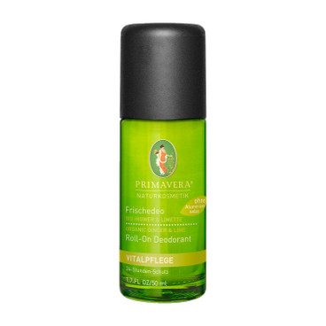 Frischedeo Roll-on Ingwer-Limette, 50 ml