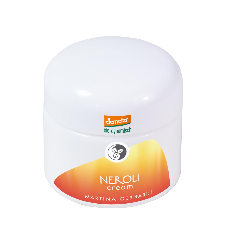 Martina Gebhardt Naturkosmetik Neroli Cream, 50 ml