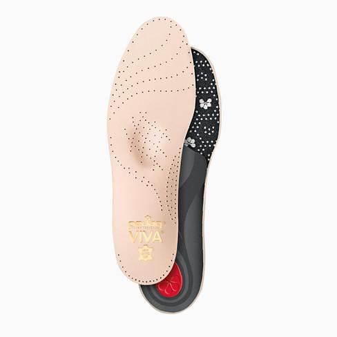 Wellness-Fußbett Leder 40