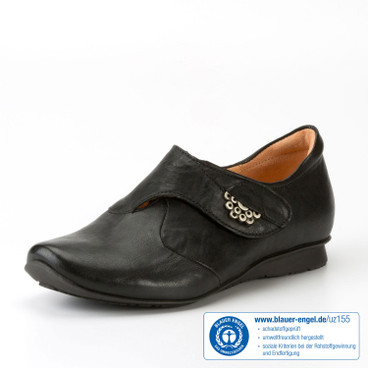 "Slipper ""Chilli"", schwarz"