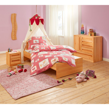 Kinderzimmer Luna Erlenholz Im Waschbar Shop Bestellen