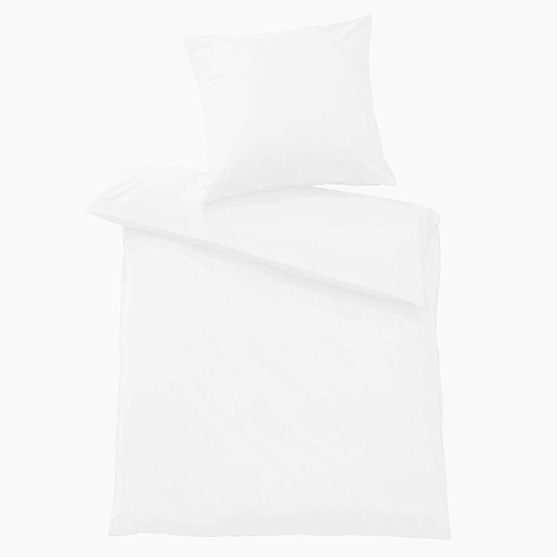bio seersucker bettw sche programm aus bio baumwolle wei. Black Bedroom Furniture Sets. Home Design Ideas