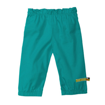 Baby-Outdoorhose Bionic-Finish Eco, smaragd