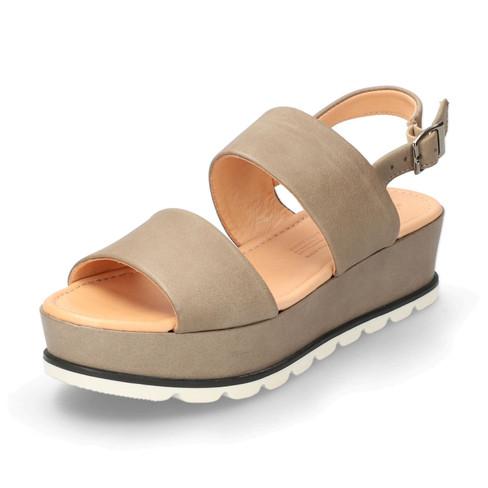 Sandale, taupe