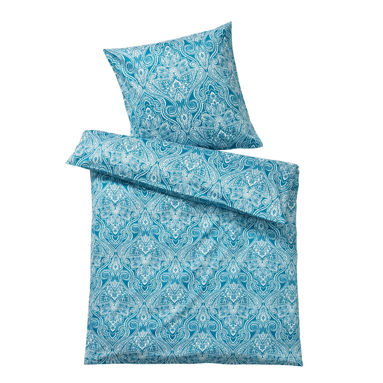 satin bettw sche programm azur. Black Bedroom Furniture Sets. Home Design Ideas