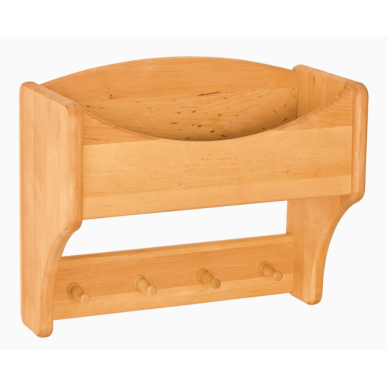 h ngeregal garderobe leon schmal. Black Bedroom Furniture Sets. Home Design Ideas