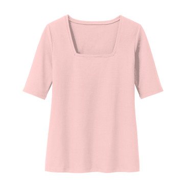 Carrée-Shirt 3/4 Arm, malve