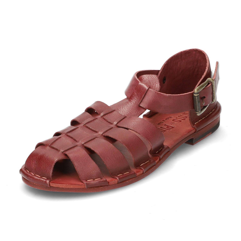 Sandale, burgund from Waschbär