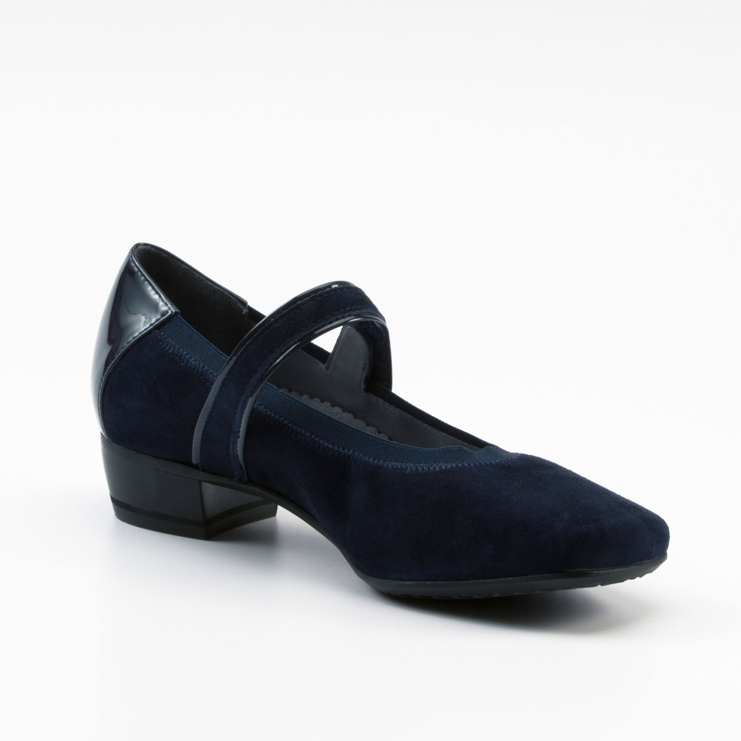 "Spangen-Pumps ""Elin"", royalblau"