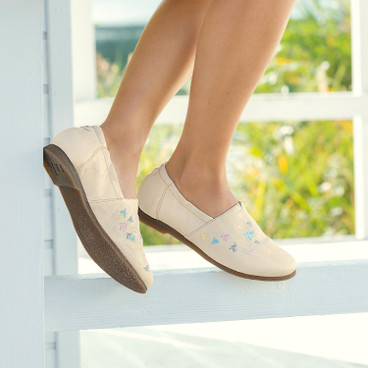 "Slipper ""Shua"", mint"