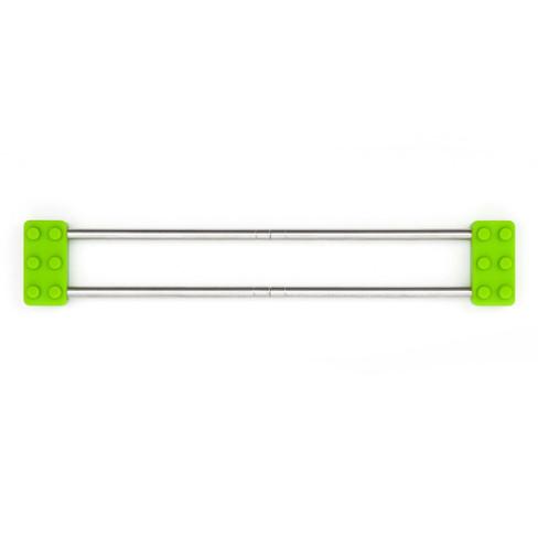 Abtropfhilfe drip.line für Küche & Bad, grün | Waschbär