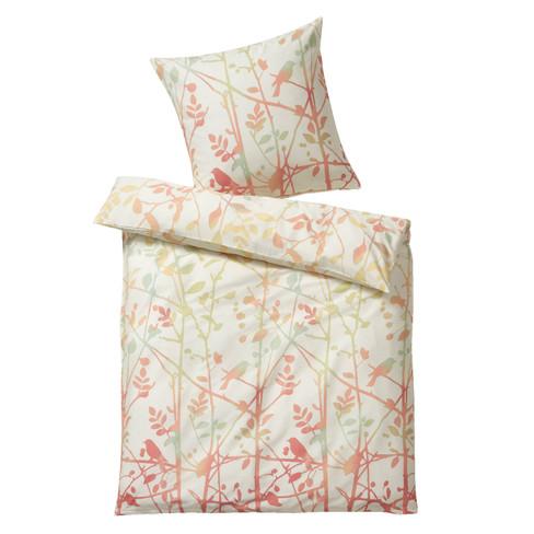 bio biber bettw sche garnitur 2 tlg natur pastell. Black Bedroom Furniture Sets. Home Design Ideas