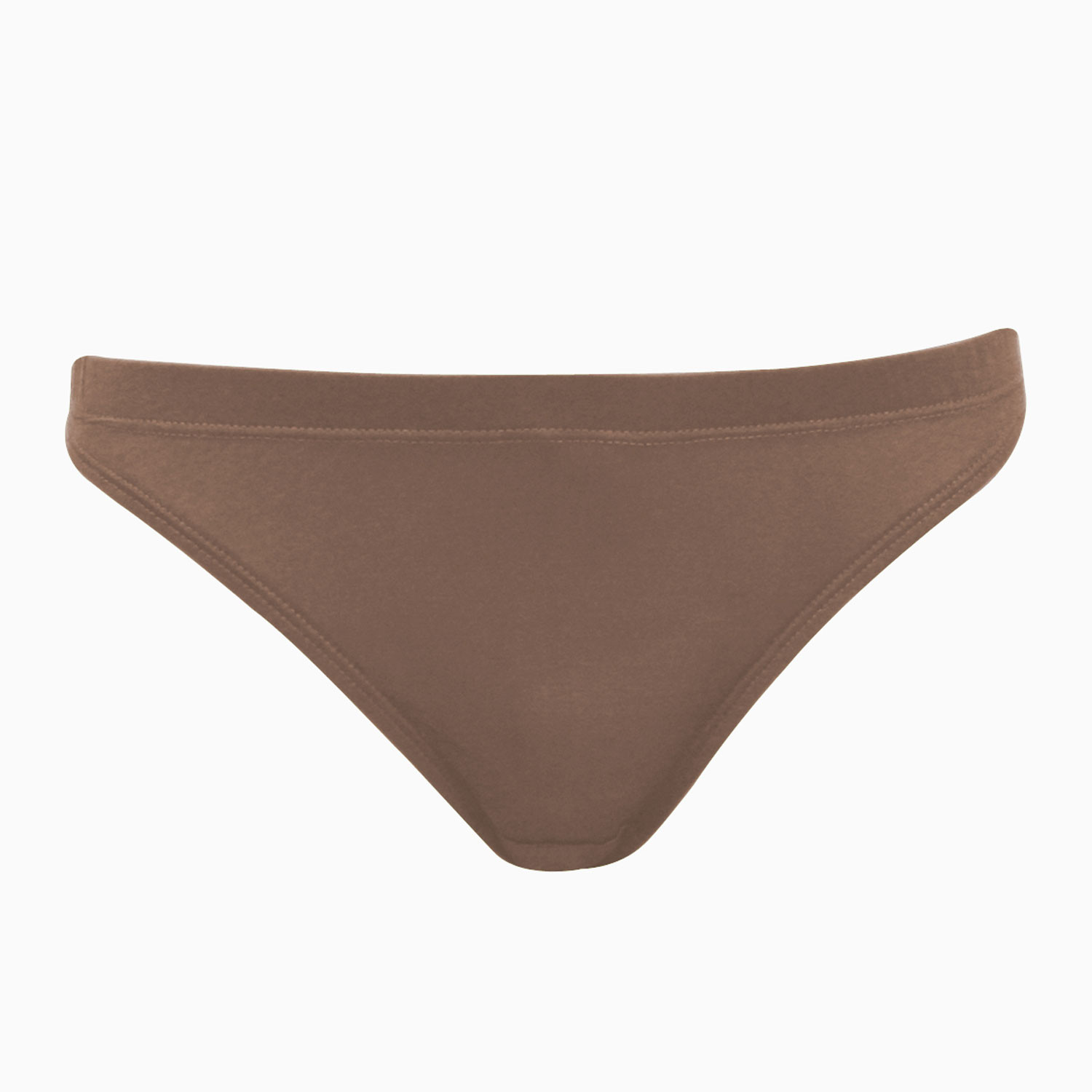 Tanga-Slip, taupe from Waschbär