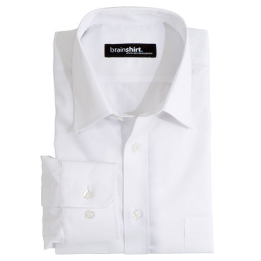 e4b08fbd810f Hemd ARCTIC ICE aus Bio Baumwolle mit Langarm, weiß