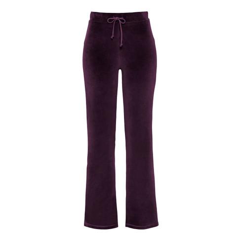 Nicki-Hose aus Bio Baumwolle, purple