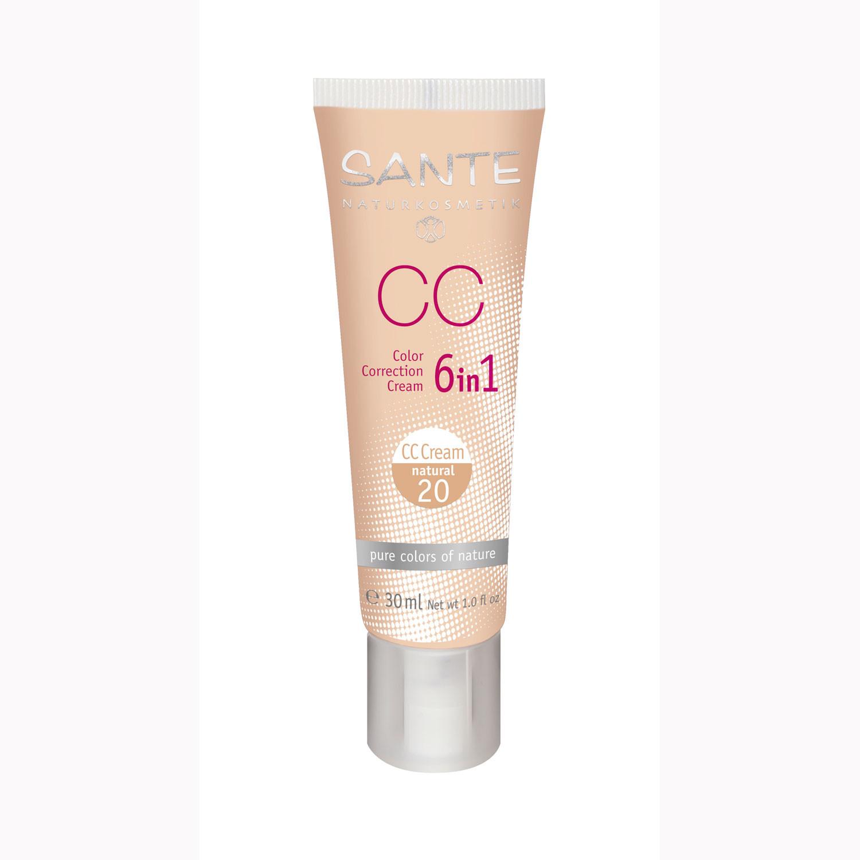 Natural cc cream