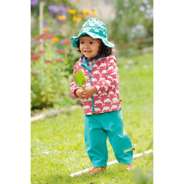 Baby-Outdoorhut Bionic-Finish Eco, smaragd