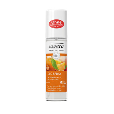 Deo Spray Bio-Orange