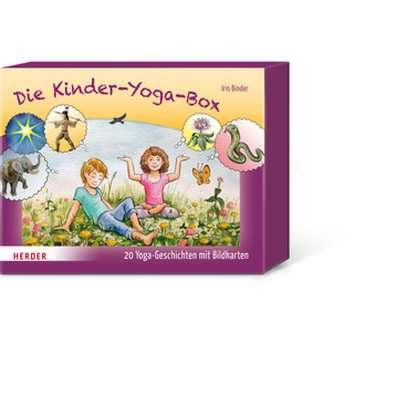 Die Kinder-Yoga-Box