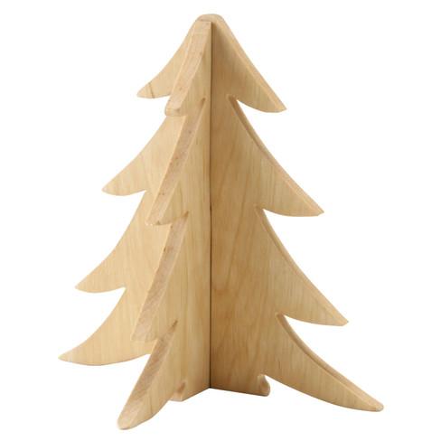 Kleid Tannenbaum.Tannenbaum Waschbär