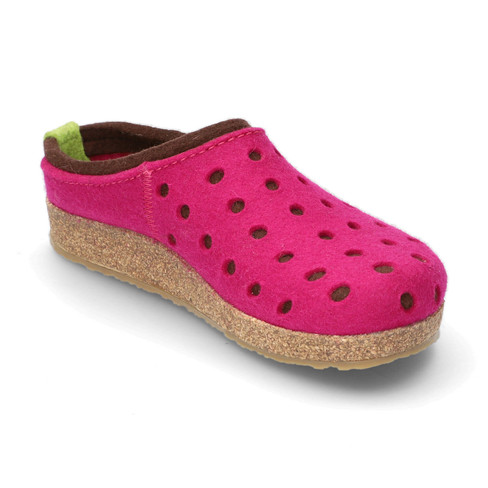 "Pantoffel ""Holly"", pink"