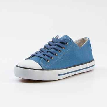 "Hanf-Sneaker ""Chris"" - vegan, jeans"
