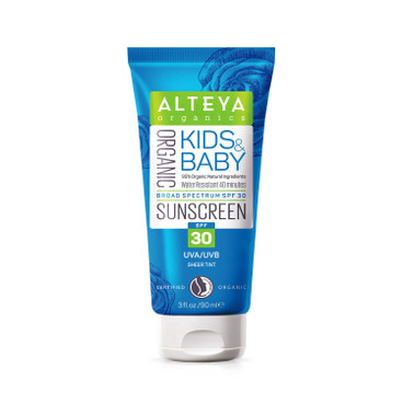 Bio Kids & Baby Sonnencreme LSF 30, 90 ml