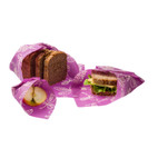 Bees Wraps 3er Set, purple
