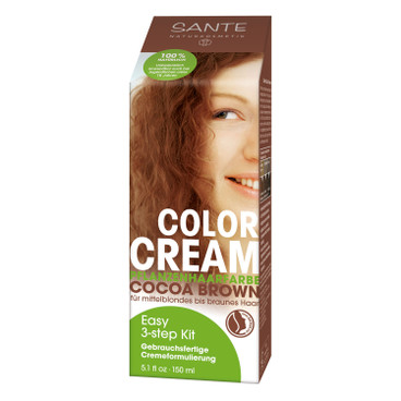 Colour Cream Komplett-Set, 150 ml, cacao brown