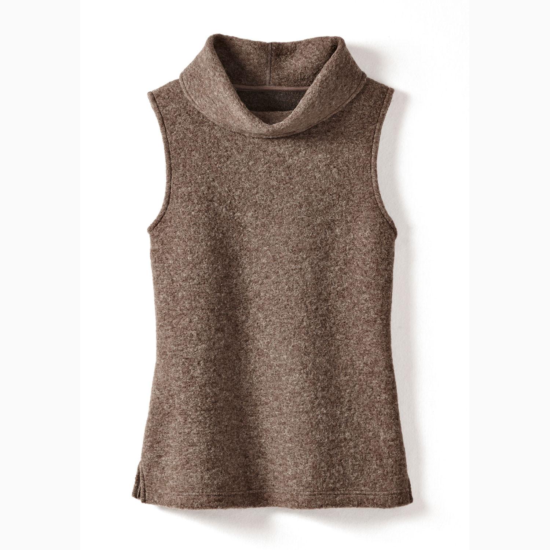 Walkovershirt, nougat from Waschbär