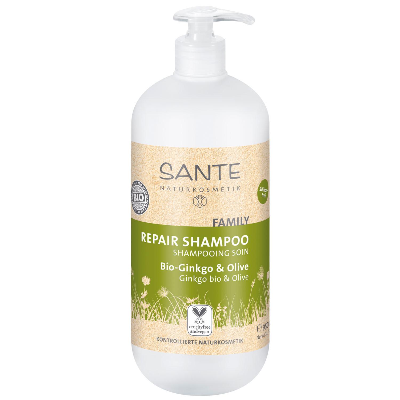 SANTE Family Repair Shampoo Bio-Ginkgo & Olive, 950 ml