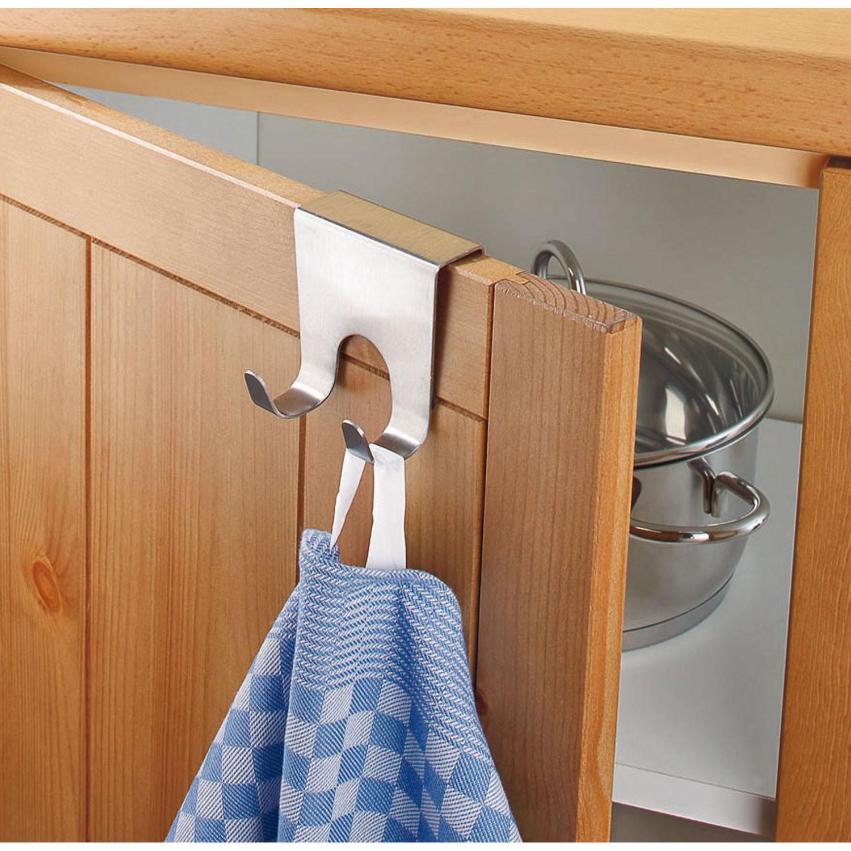 doppel haken zum einh ngen 2er set. Black Bedroom Furniture Sets. Home Design Ideas