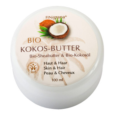 Bio Kokos-Butter, 100 ml
