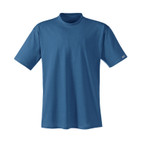 T-Shirt 1/2 Arm, nachtblau
