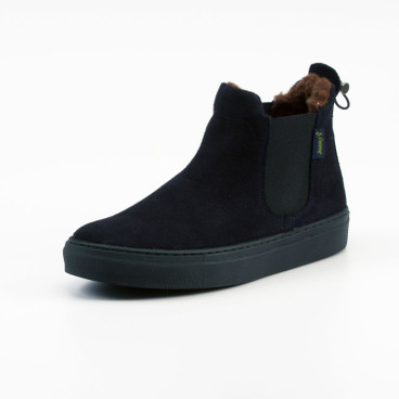 Chelsea-Boot, darkblue