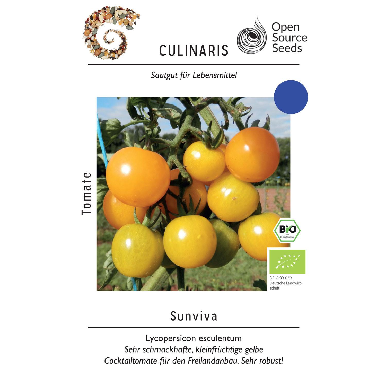 BIO Tomaten Sunviva