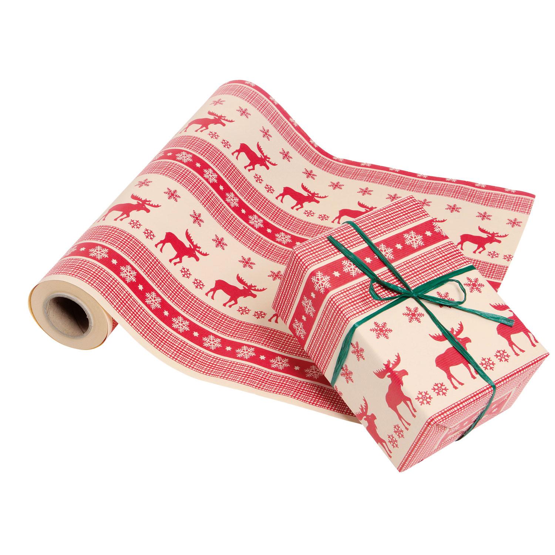 Geschenkpapier-Rolle \